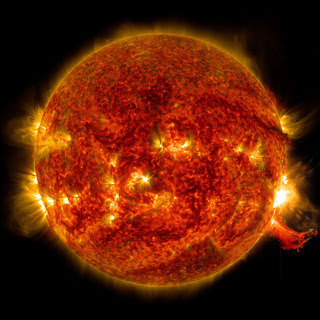 NASA's SunRISE Mission- To Study Giant Solar Particles Storm