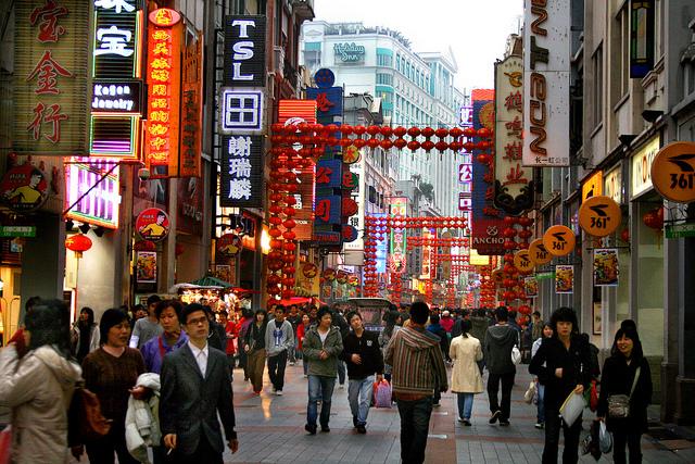 Thiên đường mua sắm Quảng Châu