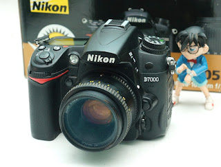 Jual Nikon D7000 Bekas