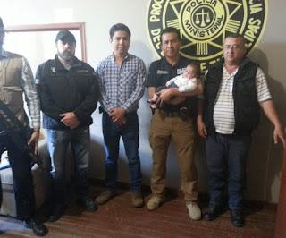 Cae la asesina de mujer y secuestradora de sus hijos en Valle Hermoso Tamaulipas