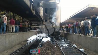امر عاجل الان من النيابة بشأن الجثث التى تفحمت فى كارثة محطة مصر منذ قليل