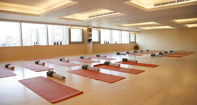 Phòng tập Gym - và các tiện ích nổi bật nội khu căn hộ Pegasuite