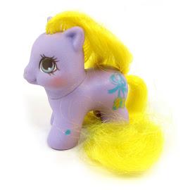 MLP Bootsie Year Ten Teeny Pony Twins G1 Pony