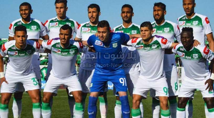 الدفاع الجديدي يحقق الانتصار الصعب خارج ملعبه امام نادي الوداد في الدوري المغربي
