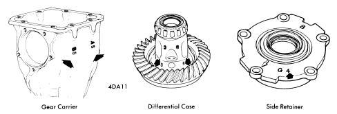 Datsun 1968 76 Drive Axles Repair Manual ~ Car Repair Manual