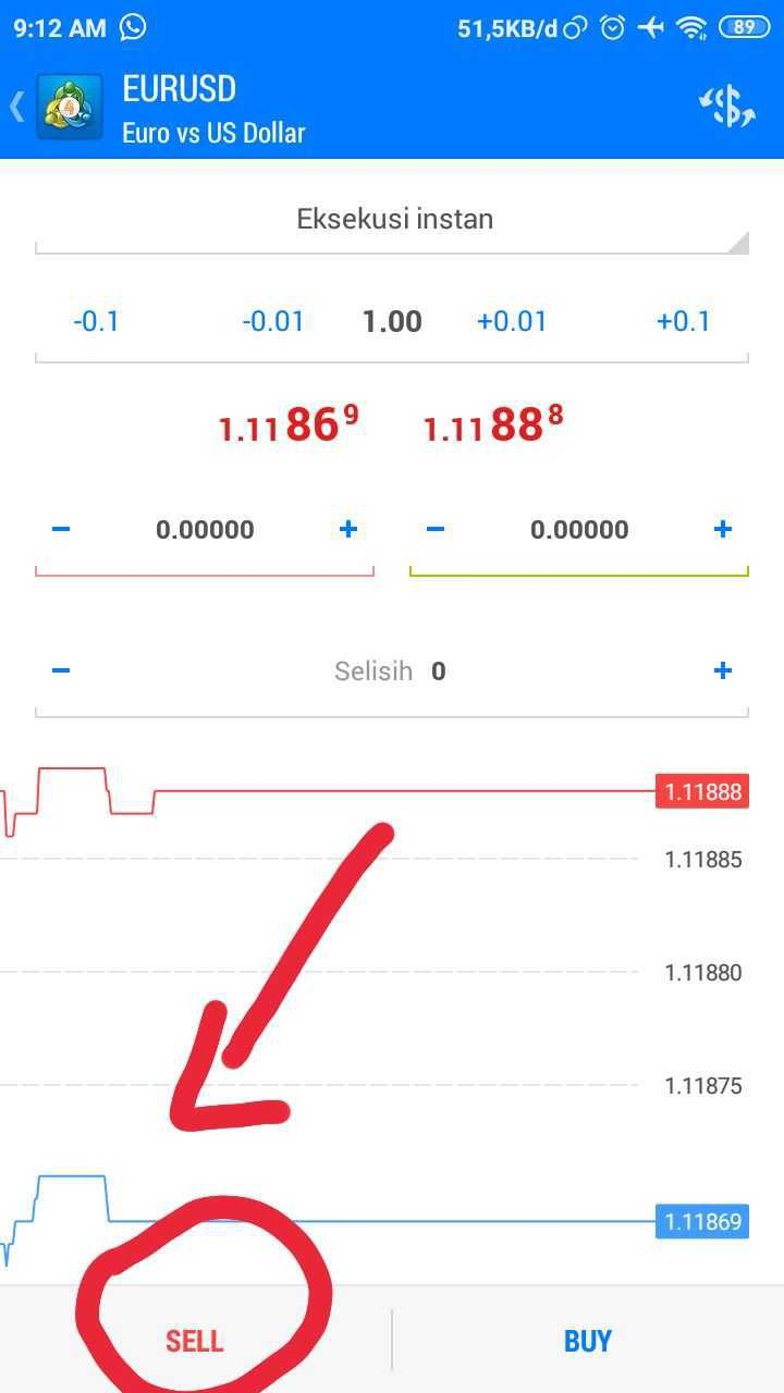 Cara Transaksi Buy Dan Sell Trading Forex Di Android Mancing Mania Kali Jember