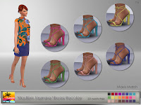 Madlen Jasmine Shoes Recolor