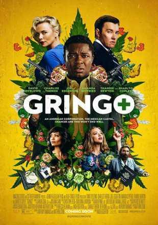 Gringo 2018 Full English Movie Download BRRip 1080p