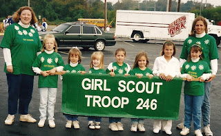 Girl Scouts Christmas Letter To Parents