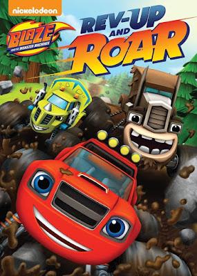 Blaze ATM Rev Up Roar 2016 DVD R1 NTSC Latino