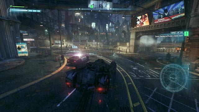 Batman Arkham Knight screenshot 2
