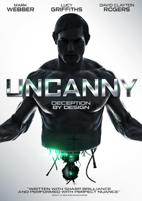 Uncanny 2015 DVD R2 PAL Spanish