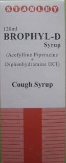 Brophyl-D 120ml Syrup