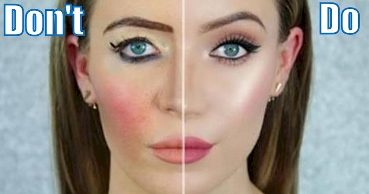 beauty quiz makeup mistakes