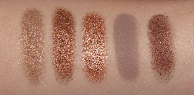 mac eyeshadow collection review swatches patina tempting woodwinked copperplate mulch