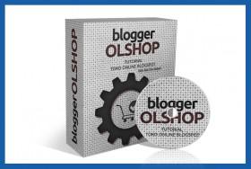 Blogger olshop
