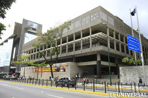 Central Bank Of Venezuela