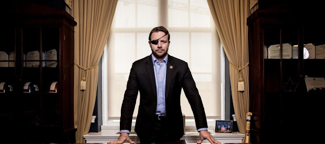 Is Dan Crenshaw the Future of the GOP? The right's newest young star in Congress offers a vision for the party somewhere between Trumpism and NeverTrumpism