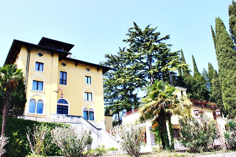 Home villa of Maria Callas in Sirmione Italy.Kuca Marije Kalas