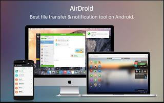 Download AirDroid Desktop untuk Windows