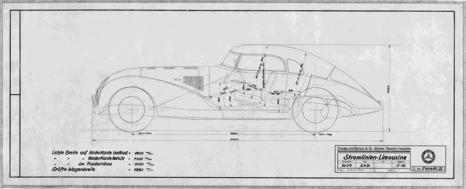 The Automobile and American Life: The Mercedes-Benz 540 K