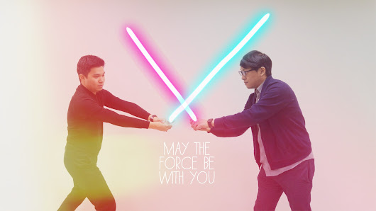 Feel the Power of the Force with our Lightsaber Tutorial!