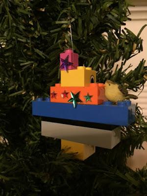 Lego ornaments 1
