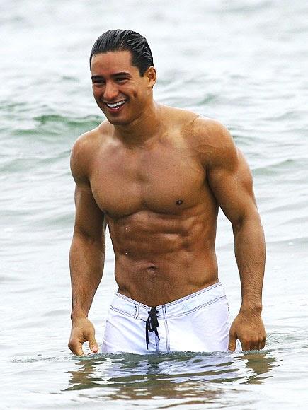 Mario Lopez Diet Secret Mario Michael Lopez