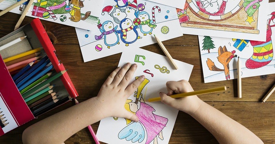 FREEBIE: Color By Number Coloring Pages (ALL)