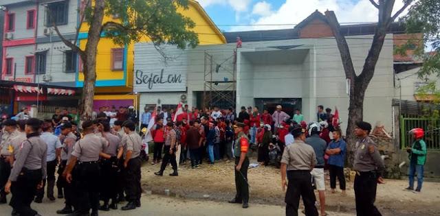 Pemukulan Kader IMM Bukti Rezim Jokowi Otoriter