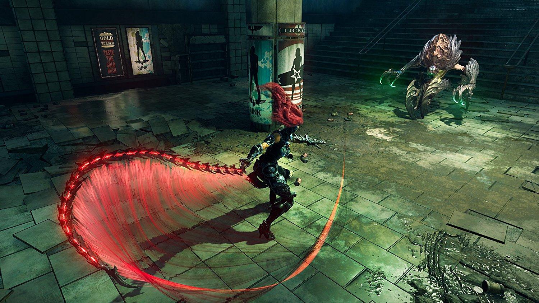 Darksiders III es listado con imágenes y mucha información e imágenes, ¡los siete pecados capitales!
