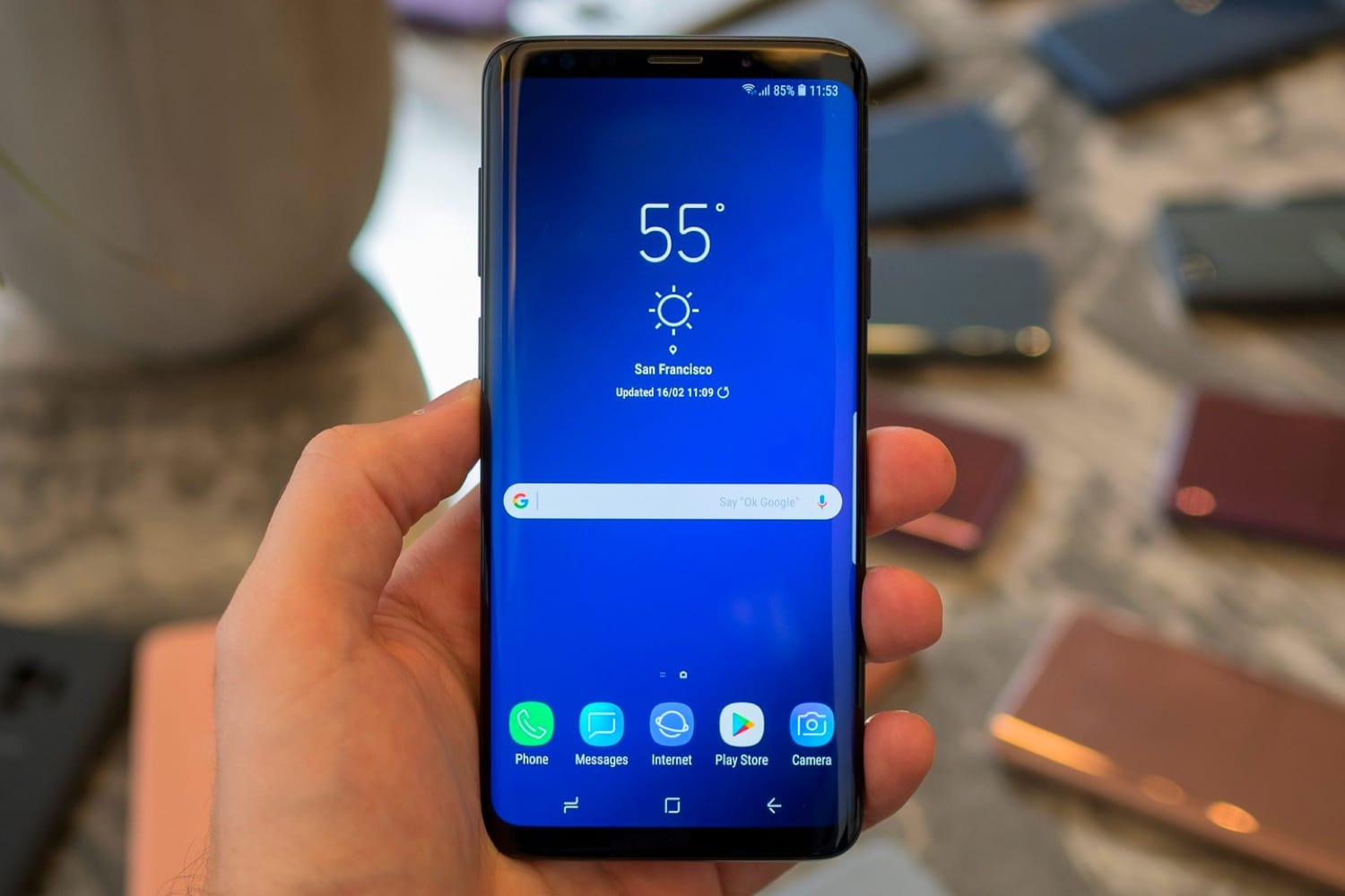 How to factory reset a Samsung Galaxy S9 / S9+ (SM-G960 and SM-G965