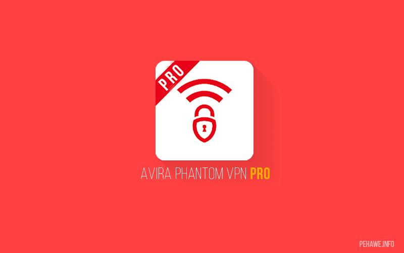 Avira Phantom VPN  Premium Apk