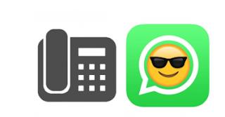 Cara menggunakan WhatsApp dengan Nomor Palsu atau Tanpa nomor.