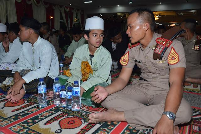 Panglima TNI : Jadikan Ramadhan Sebagai Kesempatan Untuk Berbagi