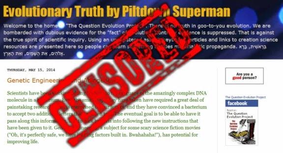 Evolutionary Truth by Piltdown Superman