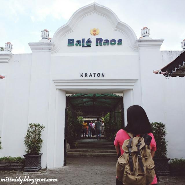 Bale Raos Yogyakarta