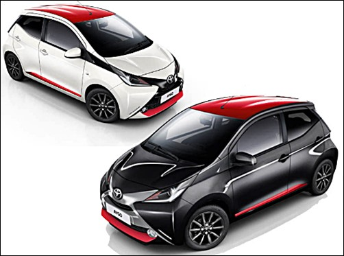 2018 Toyota Aygo New Specs UK