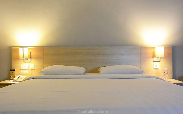 Melepas Lelah di Hotel Horison Ultima Malang