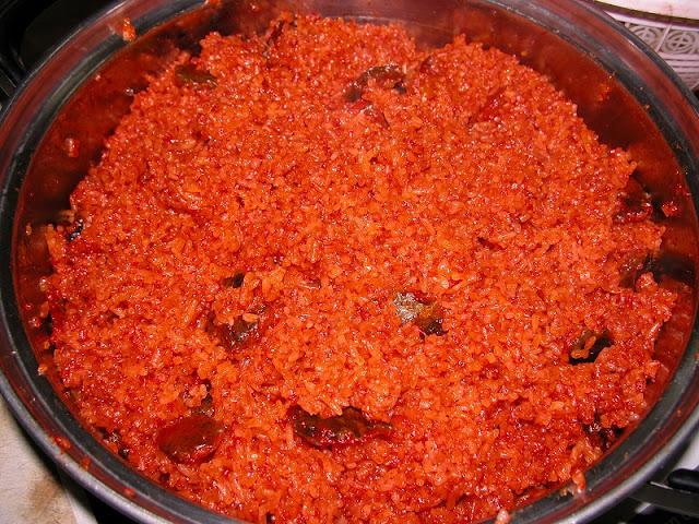 Red sticky rice- Xôi Gấc- An Essence of Vietnamese Tet 2