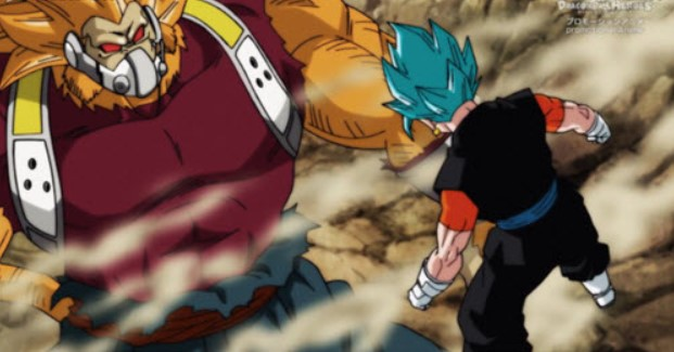 Dragon Ball Heroes Episode 03 Subtitle Indonesia
