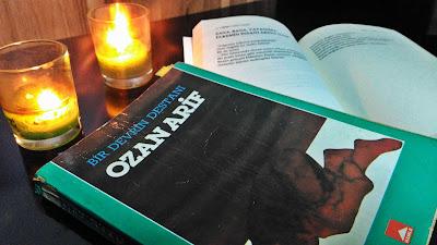 Kitap Yorumları, Bir Devrin Destanı, Ozan Arif, Hamle Yayınları, Edebiyat, Şiir