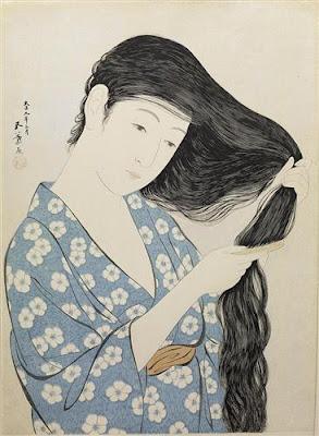 Higuchi Ichiyo, Na rozstaju, Okres ochronny na czarownice, Carmaniola