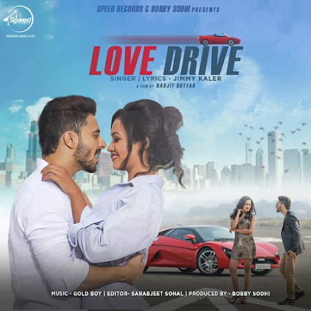 Love Drive - Jimmy Kaler (2016)