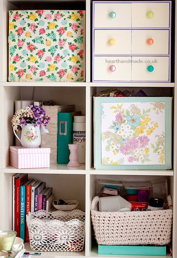 painted ikea moppe drawers