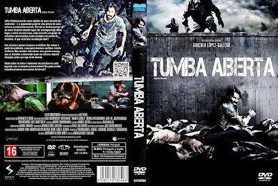 Filme Tumba Aberta (Open Grave) DVD Capa