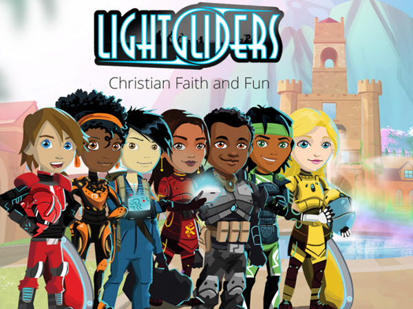 Lightgliders Gaming App Review and Giveaway