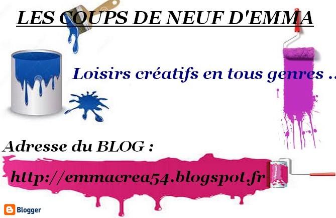 Carte De Visite Du Blog Relooking Meuble