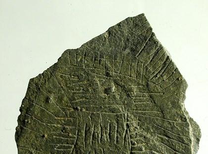 Une carte en pierre vieille de 5000 ans découverte au Danemark