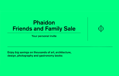 LookSeeNow: The Phaidon Friends and Family Sale